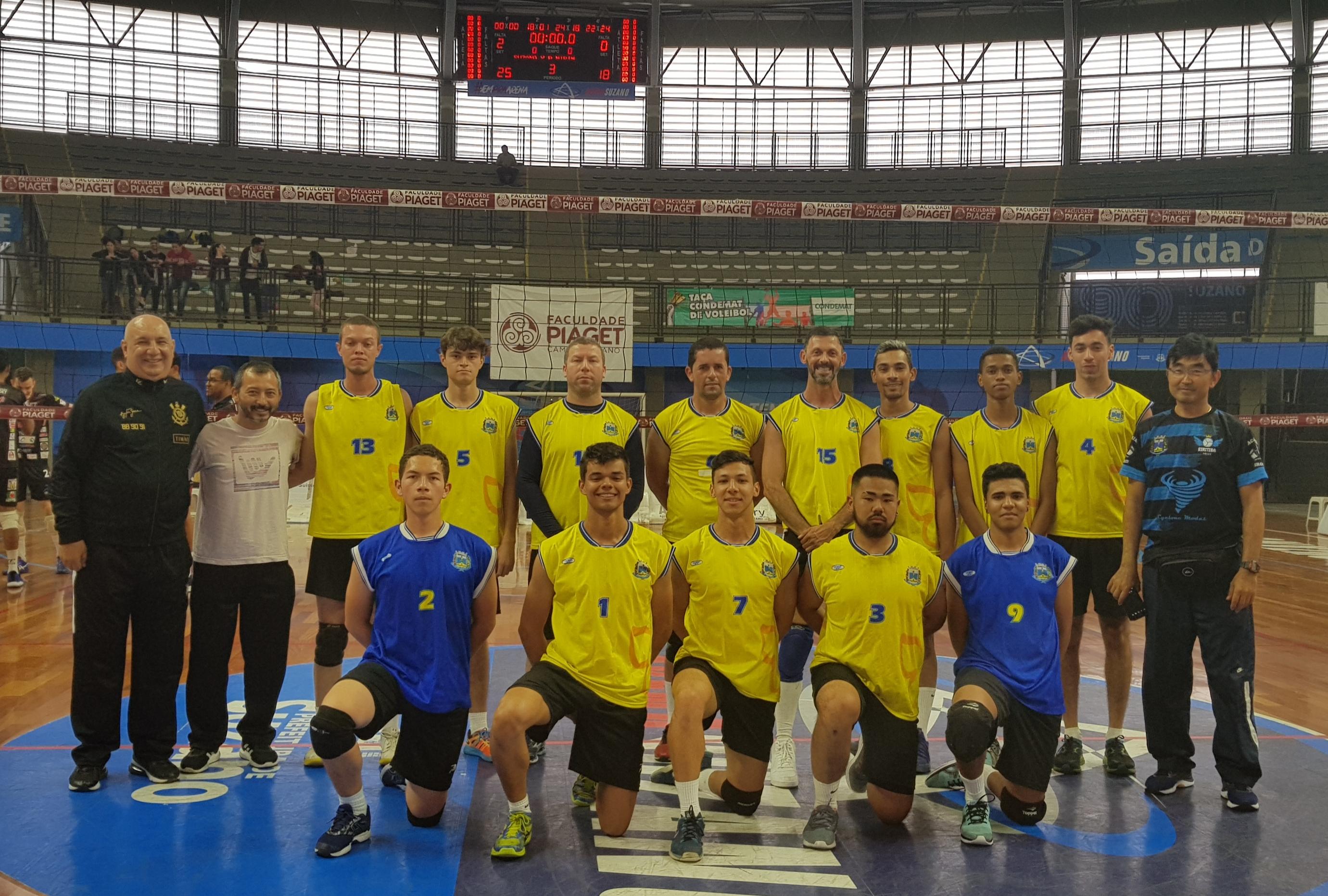 Definidos os finalistas da Taça CONDEMAT de Voleibol
